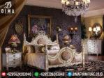 MM-0004 Kamar Set Mewah Classic Terbaru Jepara Royal Rose 2017