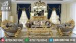 Sofa Tamu Brunelo Set Ruang Tamu Mewah Klasik Jepara MM-0048