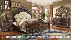 Kamar Set Jepara Terbaru, Set Tempat Tidur Mewah, Set Kamar Tidur Klasik MM-0060