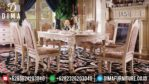 Meja Makan Terbaru Jepara, Set Meja Makan Mewah Minimalis, Meja Kursi Makan Klasik MM-0061