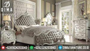 Set Kamar Tidur Mewah Klasik, Kamar Set Terbaru, Tempat Tidur Jepara Mewah MM-0059