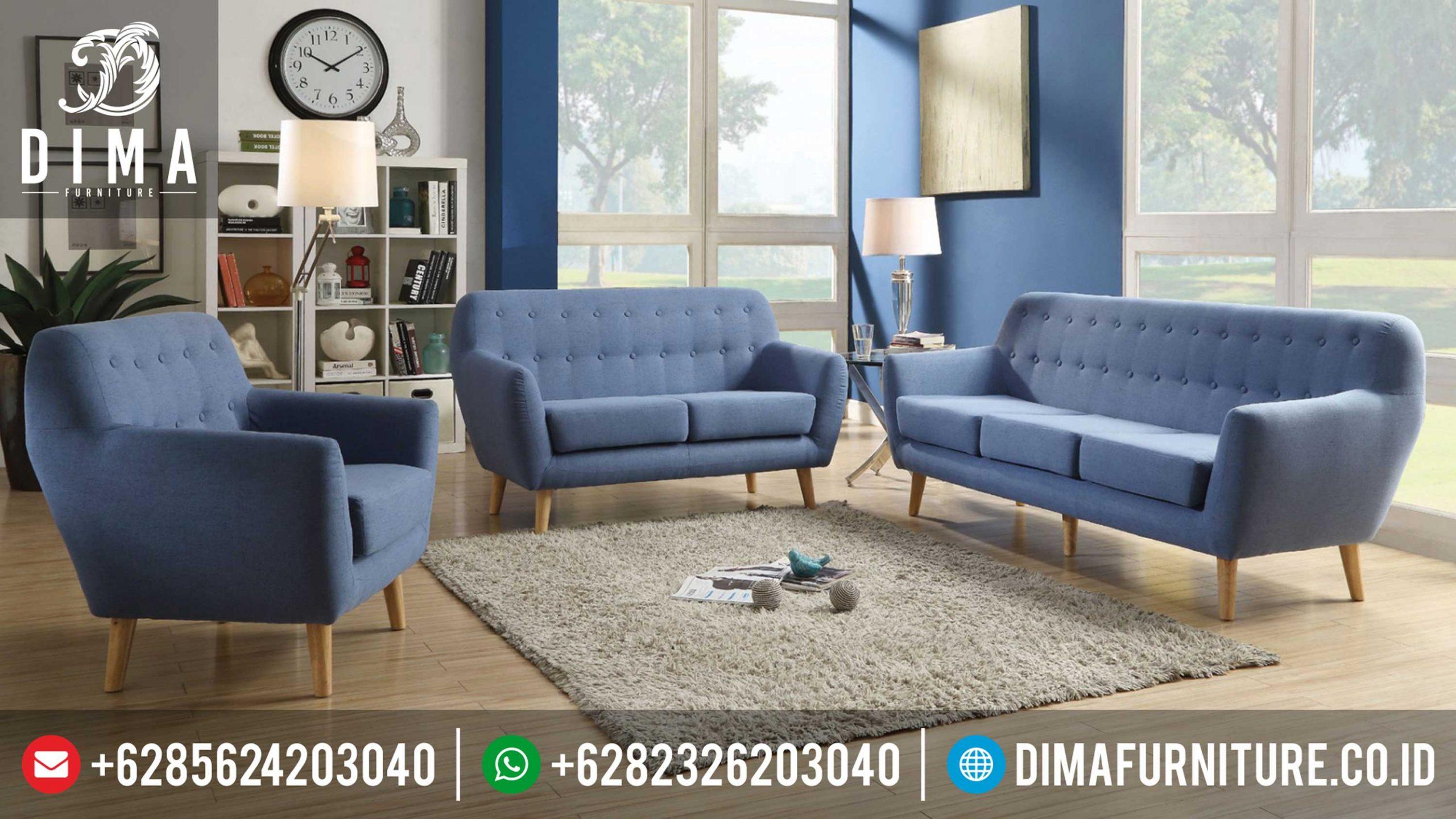 Sofa Tamu Minimalis Modern Terbaru Desain Mewah Elegan MM-0070
