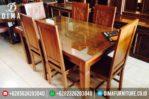 Meja Makan Jepara, Meja Makan Jati Minimalis, Meja Makan Terbaru Jati MM-0101