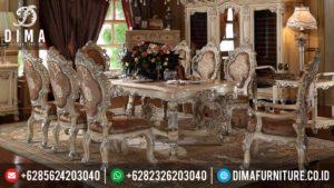 Meja Makan Terbaru, Meja Makan Mewah Klasik, Meja Makan Jepara Mewah MM-0092