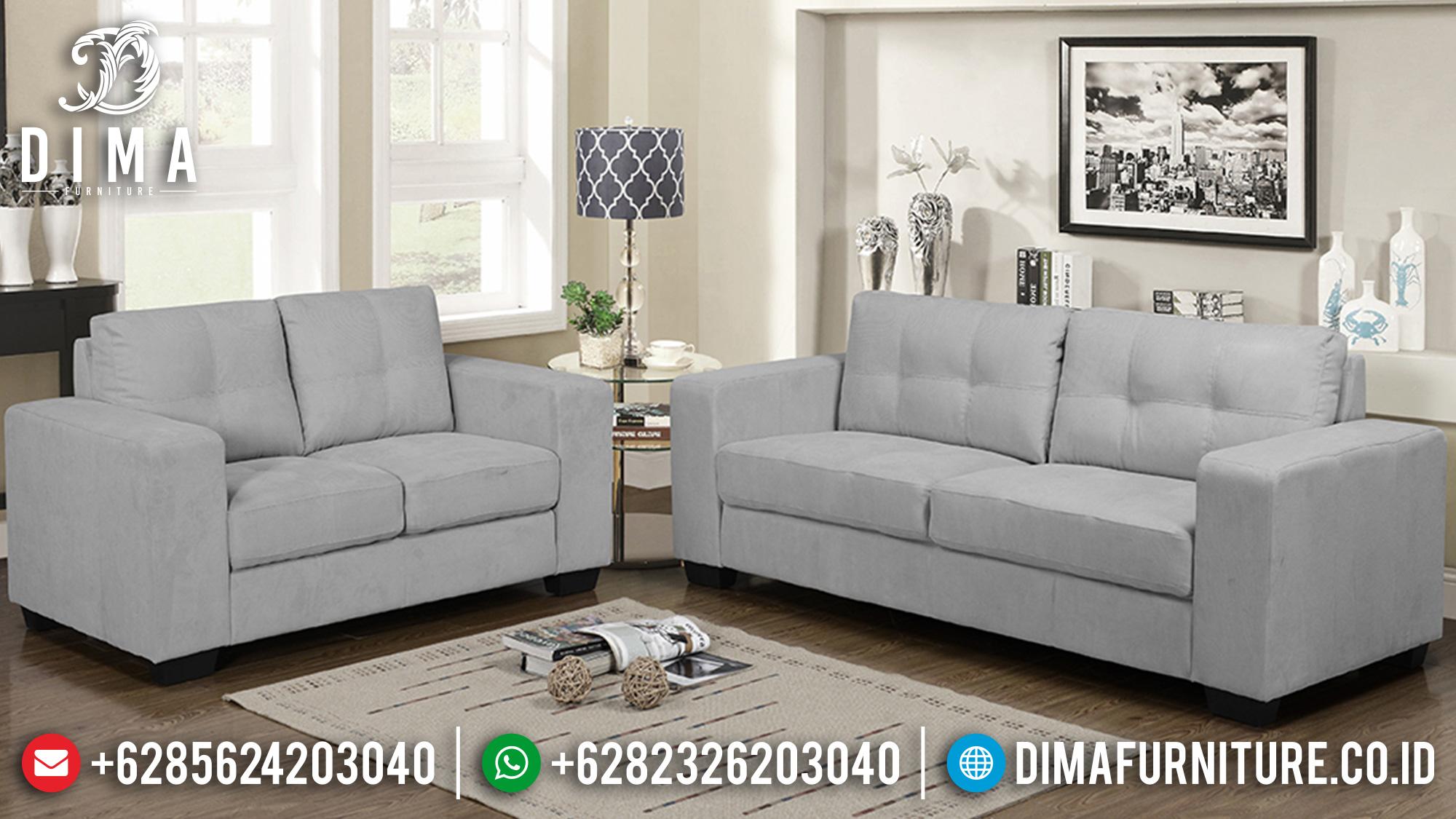 Jual Set Sofa Tamu Minimalis Modern Model Terbaru Jepara MM-0116