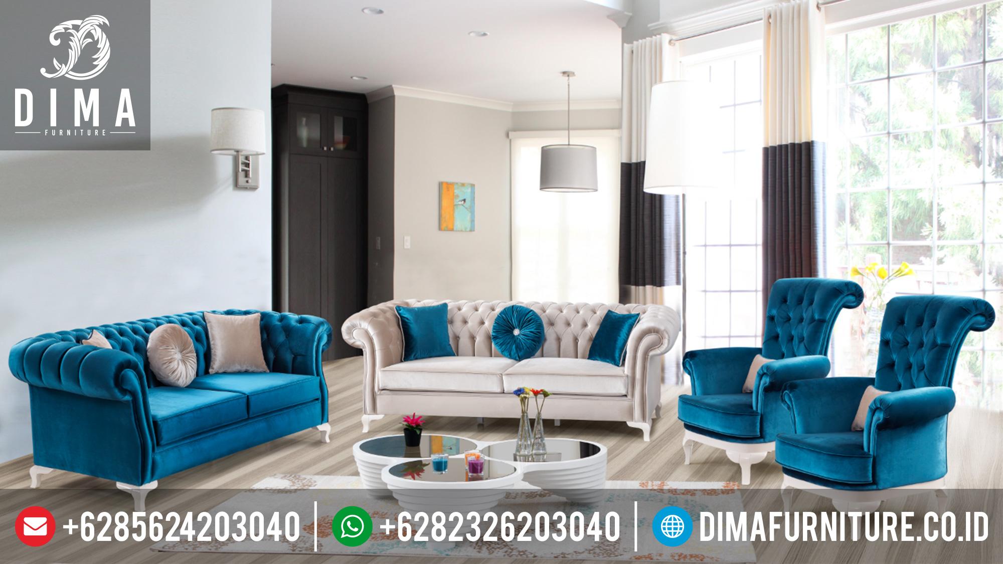 Jual Sofa Mewah Ruang Tamu, Beli Kursi Tamu Mewah Minimalis Terbaru, Sofa Minimalis Jepara MM-0111 Gambar 1