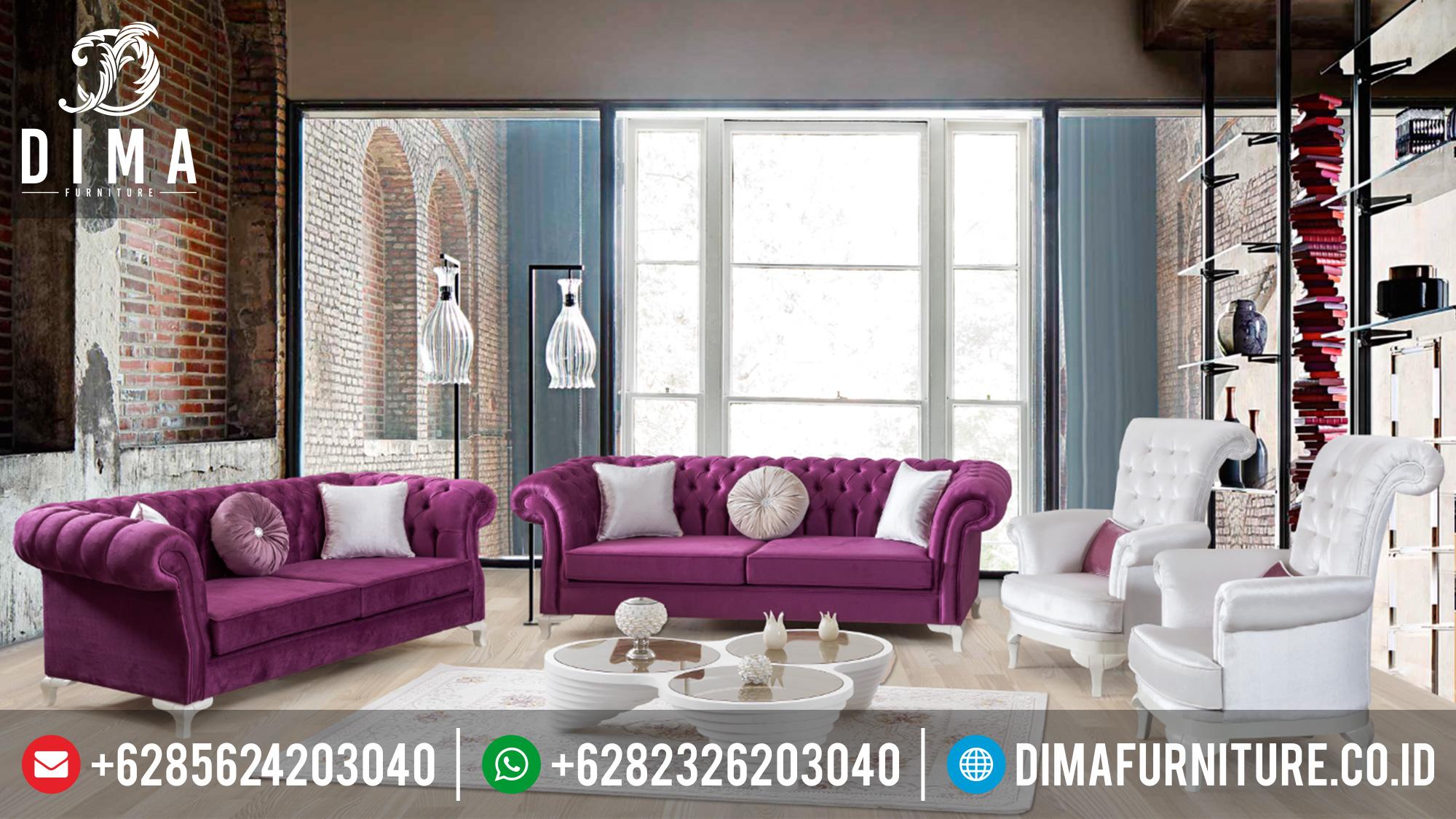 Jual Sofa Mewah Ruang Tamu, Beli Kursi Tamu Mewah Minimalis Terbaru, Sofa Minimalis Jepara MM-0111 Gambar 2