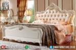 Mebel Murah Jepara Tempat Tidur Mewah Klasik Terbaru ST-0126