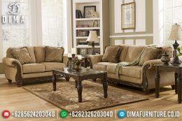 Set Sofa Tamu Minimalis Mewah Terbaru Jati Jepara MM-0119