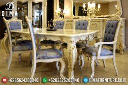 Jual Mebel Jepara Set Meja Makan Mewah Terbaru Duco MM-0130