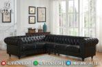 Sofa Jepara Mewah Minimalis Set Ruang Tamu Terbaru Sudut L MM-0146