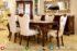 Meja Makan Jepara, Meja Makan Mewah Ukiran Terbaru, Meja Makan Minimalis MM-0151