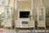 Bufet TV Minimalis Mewah Mebel Jepara Terbaru Duco Putih Gading MM-0173