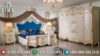Kamar Set Mewah Jepara Ukiran Klasik Luxury Terbaru Seri Tugrahan MM-0165 Gambar 1
