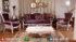 Kursi Sofa Tamu Mewah Minimalis Terbaru Ukiran Jepara Versace MM-0168