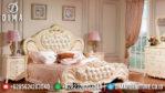 Set Kamar Tidur Mewah Terbaru Ukiran Jepara Klasik Luxury Seri Spalnya MM-0180