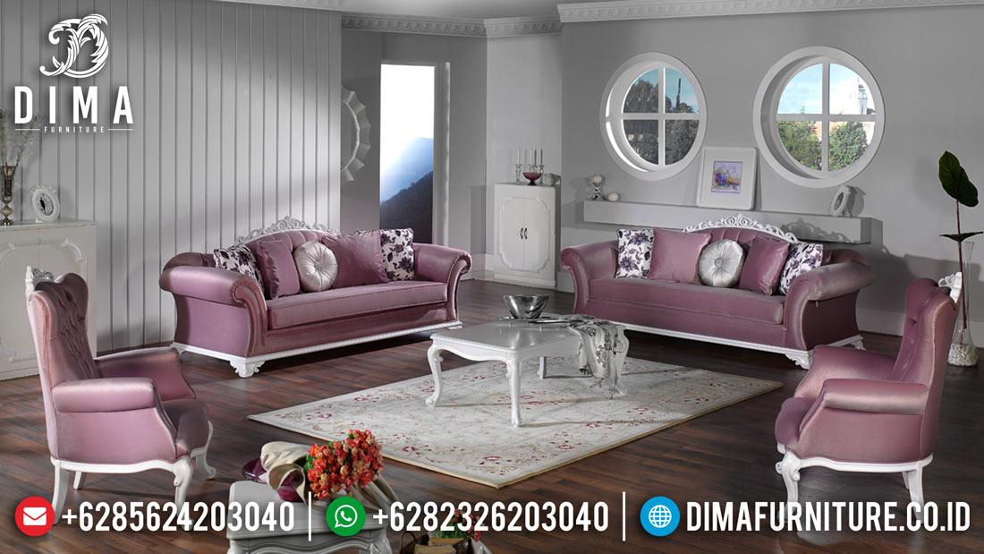 Sofa Tamu Jepara Mewah, Kursi Tamu Mewah Minimalis, Mebel Jepara Terbaru MM-0190