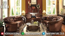Kursi Sofa Tamu Mewah Jepara, Sofa Ruang Tamu Klasik, Kursi Tamu Jati Jepara MM-0228