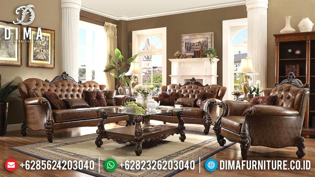 Set Kursi Sofa Tamu Mewah Klasik, Sofa Tamu Jepara Duco, Sofa Terbaru Mewah MM-0229 Gambar 1