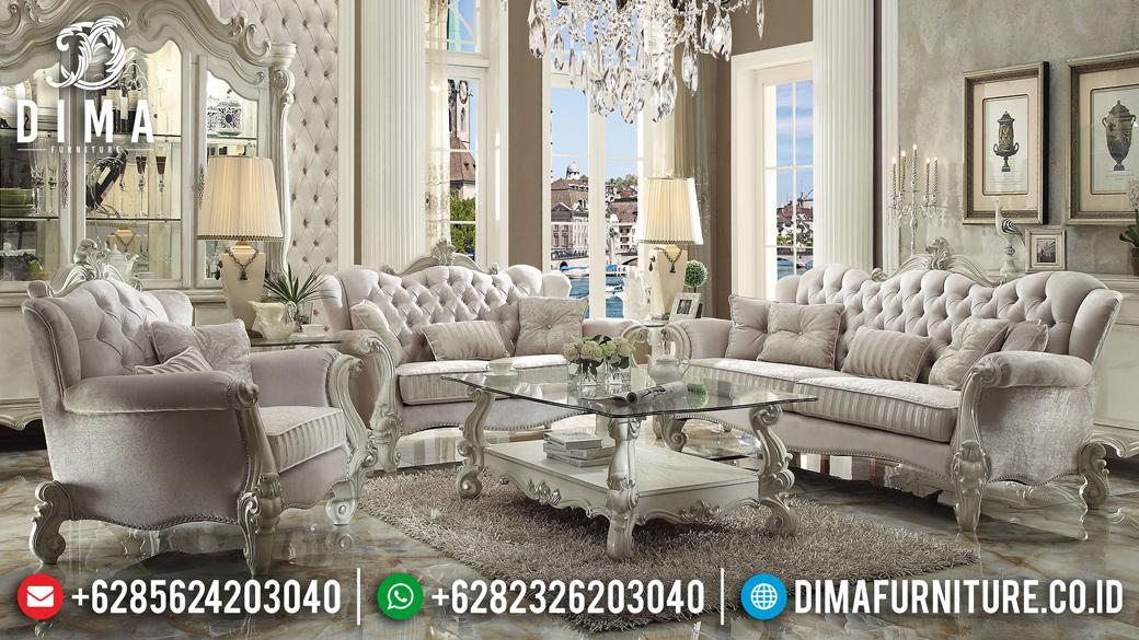 Set Kursi Sofa Tamu Mewah Klasik, Sofa Tamu Jepara Duco, Sofa Terbaru Mewah MM-0229 Gambar 2