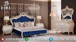 Kamar Set Mewah Jepara, Set Kamar Tidur Duco, Tempat Tidur Minimalis Terbaru MM-0230