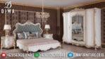 Tempat Tidur Mewah Klasik, Kamar Set Jepara Terbaru, Set Kamar Tidur Mewah MM-0232