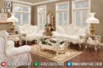 Set Kursi Sofa Ruang Tamu Mewah Jepara Terbaru Tupelo 3 2 1 MM-0273