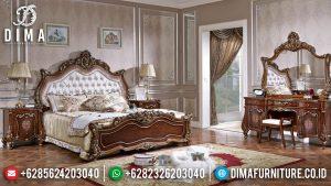 Beli Kamar Set Jepara, Tempat Tidur Mewah Jepara, Dipan Jati Murah MM-0290