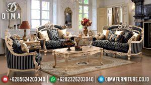 Set Kursi Sofa Tamu Jepara Mewah Terbaru Victorian Luxurious MM-0293