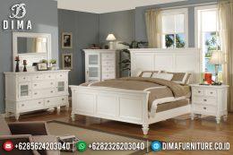 Set Kamar Tidur Mewah, Kamar Set Minimalis, Tempat Tidur Minimalis Duco MM-0302