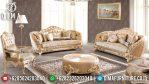 Velasco Classic Koltuk Set Sofa Tamu Jepara Mewah Terbaru MM-0305