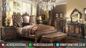Classic Furniture Kamar Set Mewah Jepara Model Terbaru MM-0311