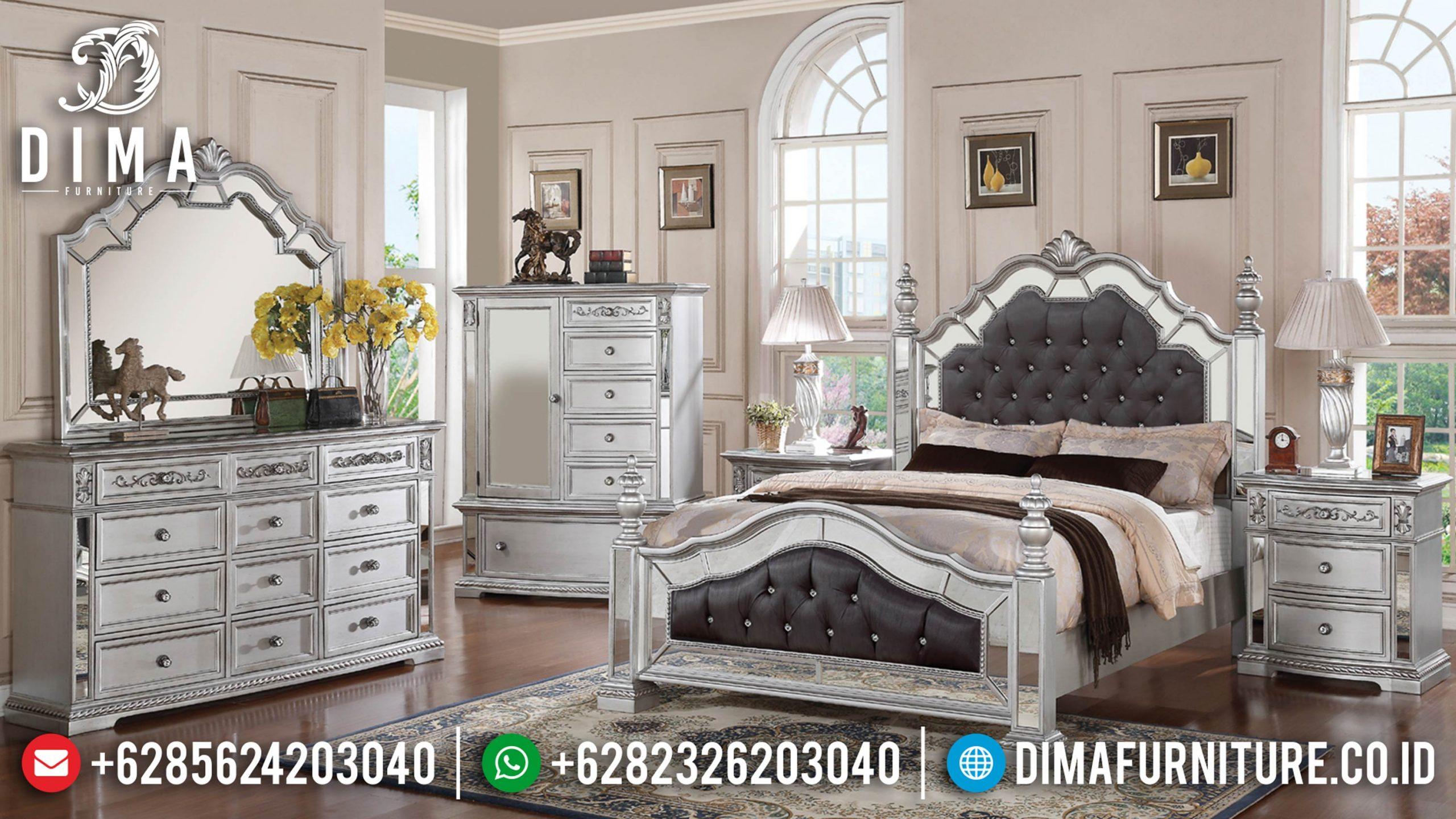 Kamar Set Mewah, Tempat Tidur Jepara Minimalis, Dipan Murah Jepara Mm-0324
