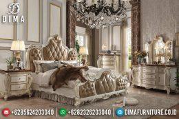 Tempat Tidur Mewah Jepara, Kamar Set Mewah, Mebel Jepara Terbaru 2018 MM-0331