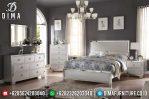 Tempat Tidur Minimalis Mewah Jepara Veoville Silver Duco Terbaru MM-0328