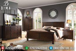 Tempat Tidur Minimalis Mewah, Kamar Set Mewah Jepara, Dipan Jati Murah MM-0330