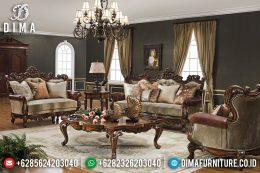 Jual 1 Set Sofa Tamu Jepara Mewah Terbaru 2019 Caesar MM-0345