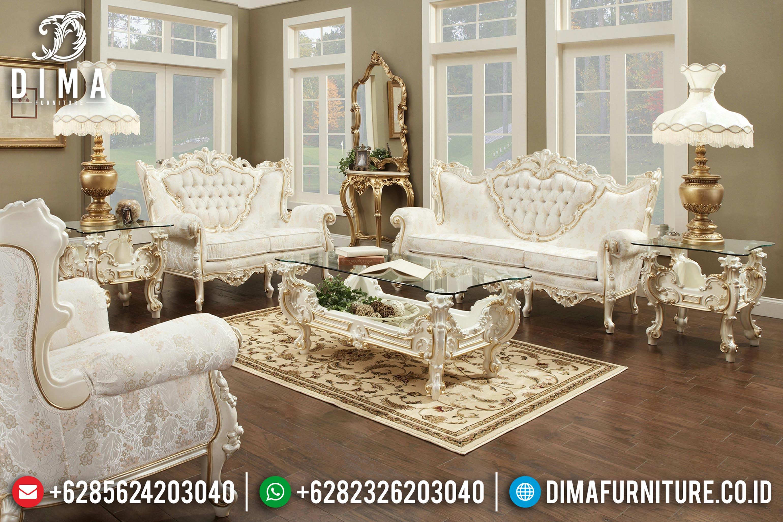 Sofa Tamu Mewah Klasik Tupelo Mebel Jepara Terbaru Duco MM-0348