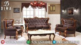 Victorian Set 3 2 1 Sofa Tamu Jepara Mewah Klasik Minimalis Jati MM-0407