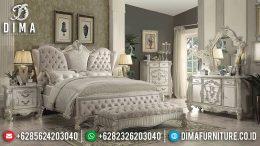 Kamar Set Mewah Tempat Tidur Jepara Klasik Ukiran Terbaru! Murah! MM-0416