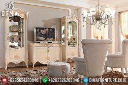 Set Bufet Tv Klasik Modern Mewah Terbaru MM-0449
