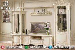 Set Bufet Tv Klasik Modern Duco Mebel Jepara Terbaru MM-0538