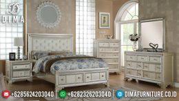 Set Tempat Tidur Minimalis Modern Duco Klasik Terbaru MM-0568