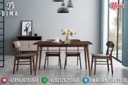 Harga Meja Makan Minimalis Modern Jati MM-0641