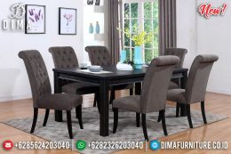 New Set Meja Makan Minimalis Retro MM-0630