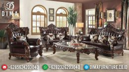 Best Quality Sofa Tamu Mewah Ganesha Ukiran Jepara Luxury Royals MM-0683