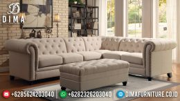 Sofa Tamu Minimalis Modern French Style Furniture Jepara MM-0694