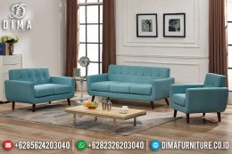 Best Seller Sofa Tamu Modern Minimalis New Design Furniture Jepara MM-0711