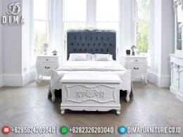 Harga Kamar Set Mewah Desain Shabby Vintage Ukiran Luxurian French Furniture MM-0707
