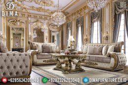 Harga Sofa Tamu Mewah Jepara Arabian Style Luxury Classic Carving MM-0718